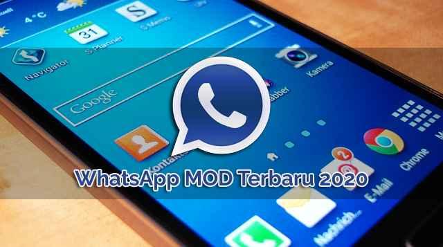 Download WhatsApp MOD APK Terbaru dan Terkeren 2019-2020