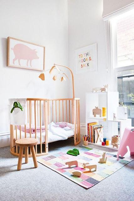 Quarto Montessoriano Bebê