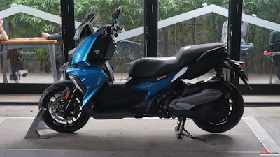 BMW Motorrad Indonesia Resmi Rilis Skuter Matik C400 X, Kira – Kira Berapa Harganya Ya?