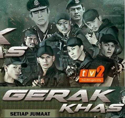 Sinopsis Gerak Khas, gerak khas musim baharu tahun 2014, Drama Bersiri TV2, Gambar Gerak Khas, pelakon Gerak Khas, ost gerak khas