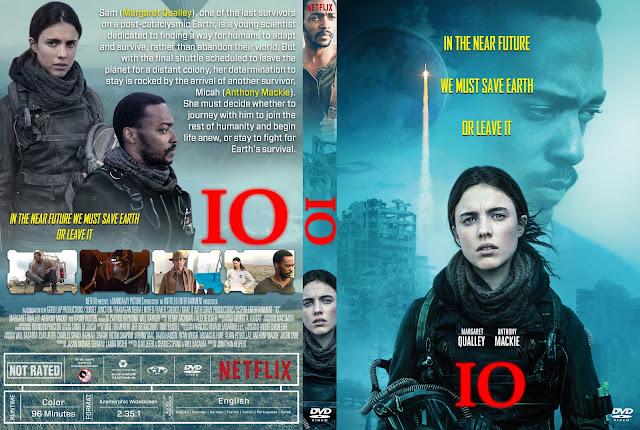 IO DVD Cover