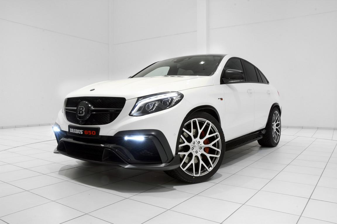 BRABUS 850 Mercedes-Benz W292 GLE63 AMG | BENZTUNING