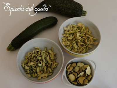 conservare le zucchine in maniera naturale