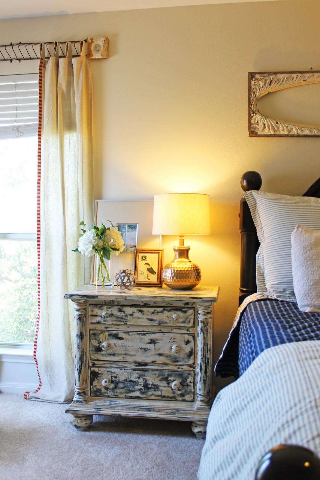 The Ragged Wren Master Bedroom Makeover