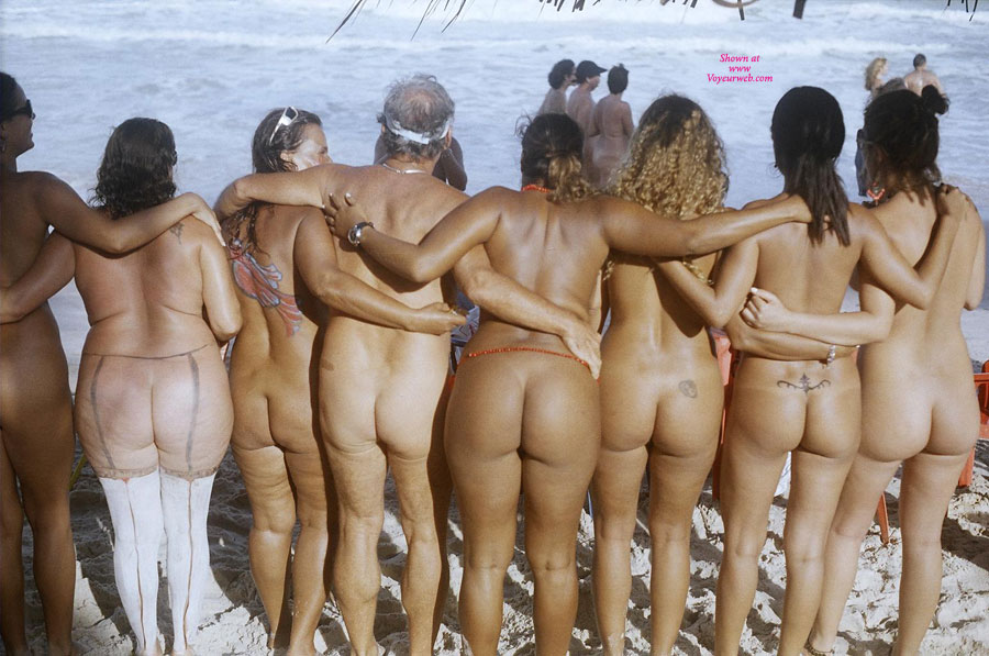Possible tell, Brazil nude beach women