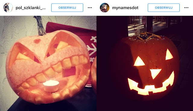 Halloween ozdoby