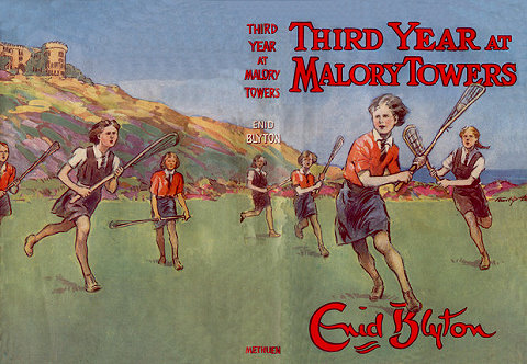 Third Year at Malory Towers Enid Blyton