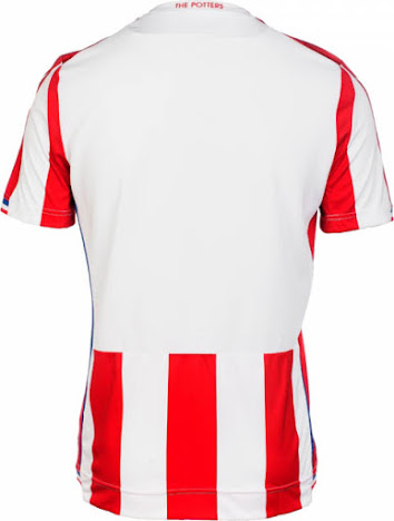 3767bb114b6 Stoke City 17-18 Home & Away Kits Released - Footy Headlines
