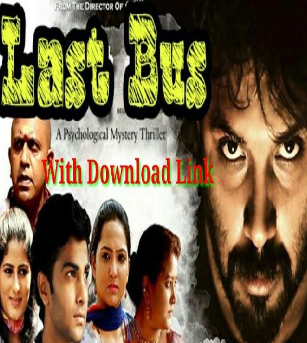 Last Bus (2019) Hindi Dubbed 720p HDRip x264 800MB