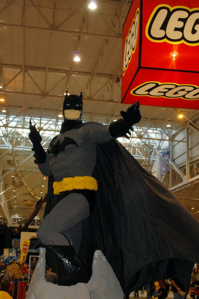 Pictures from Lego KidsFest Cleveland 2011 @mryjhnsn | Batman