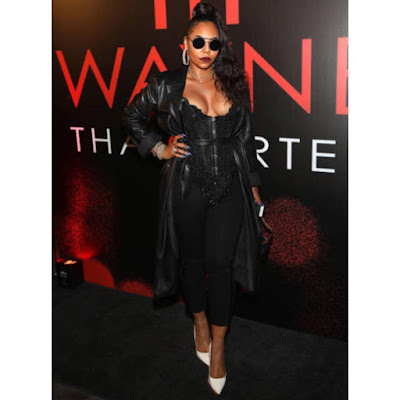 Ashanti fashion and style looks