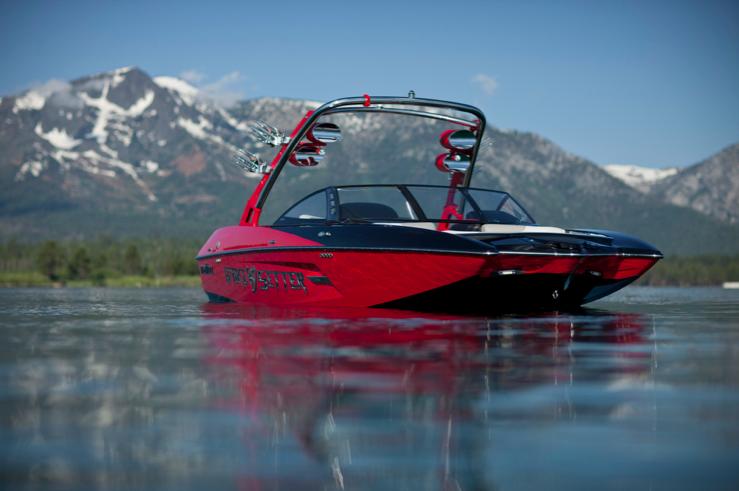 Malibu Boats All New 2012 Wakesetter Mxz