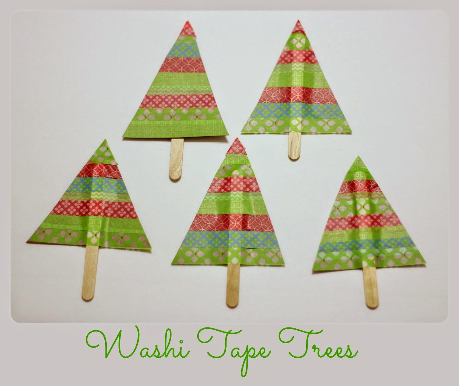 Easy Craft Christmas Cards