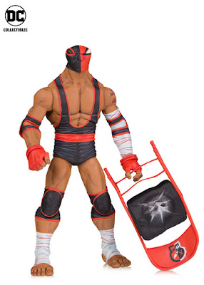 "DC Comics ¡Lucha Explosiva! 7"" Action Figures by DC Collectibles"