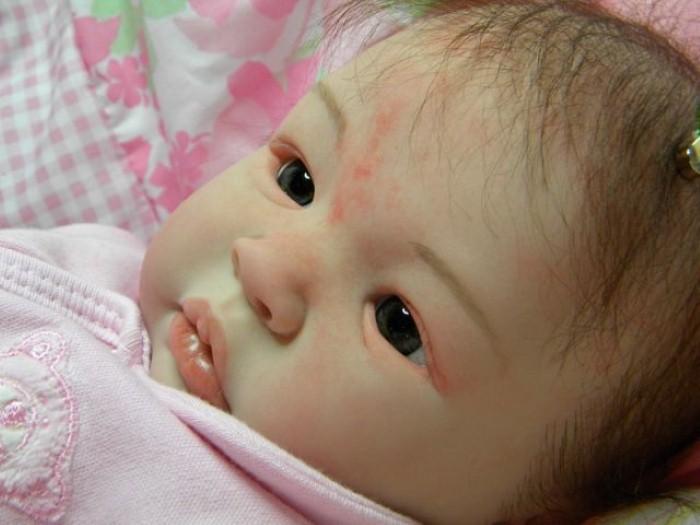 Куклы младенцев от Glenda Ewart 20