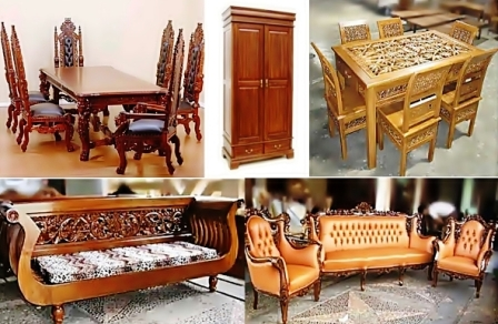 Very High Quality Of Woodcraft From Jepara Intimate