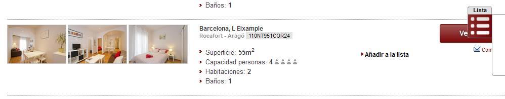 apartamentos de vacaciones l eixample, barcelona. alquiler de vacaciones en l eixample por shbarcelona 20130403 170332