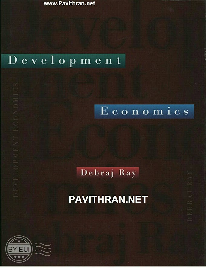 Development Economics -Debraj Ray eBook PDF Download