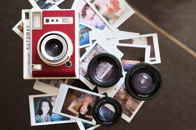 Камера для мгновенных снимков Lomo'Instant Automat