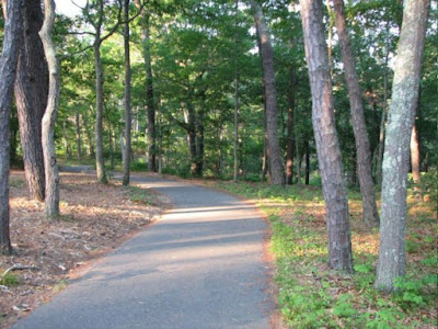 Bike Trail at Nickerson Park
