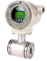 electro magnetic flow meter flow measurement