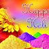 Happy Holi Wishes in Hindi for Holi 2018