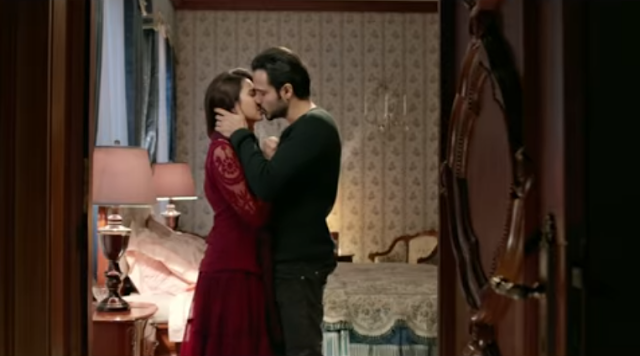 A spine chilling trailer of the movie 'Raaz Reboot' has been released.