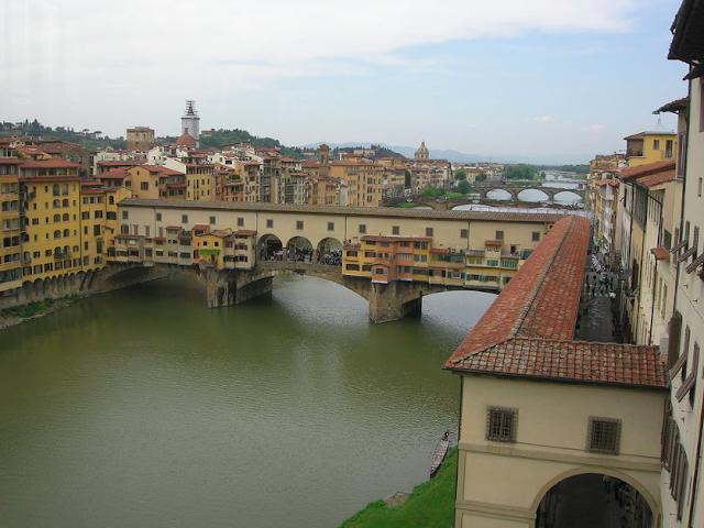 The Vasari Corridor florence