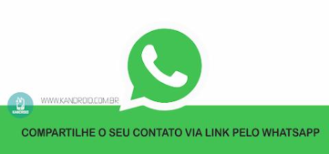 Como criar um link para divulgar o seu contato do Whatsapp? - Tutorial Android