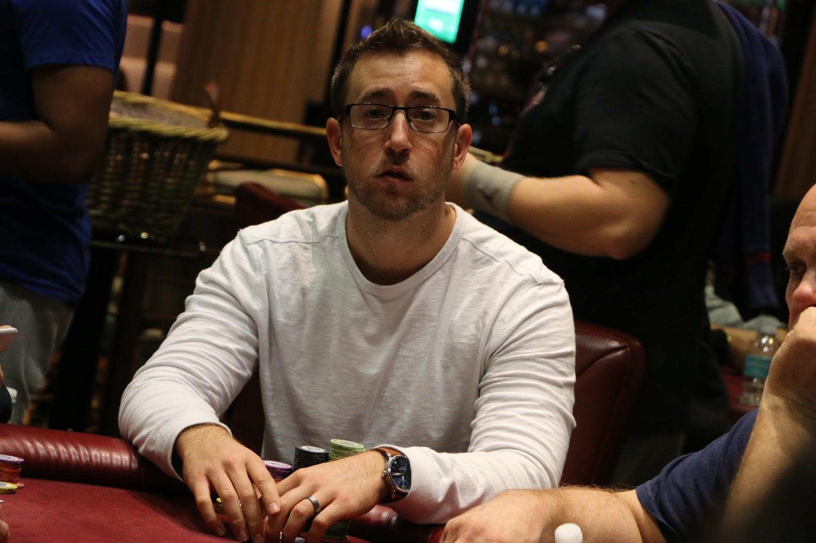 Isle Casino Poker : Isle Open Event 7 (Flight 1A): Switching