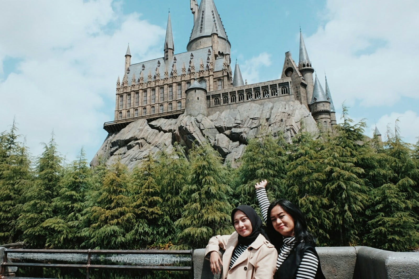 harry potter at universal studio japan