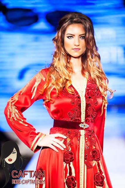 Collection Caftans marocain de tendance 2016