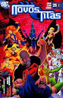 Os Novos Titans #25