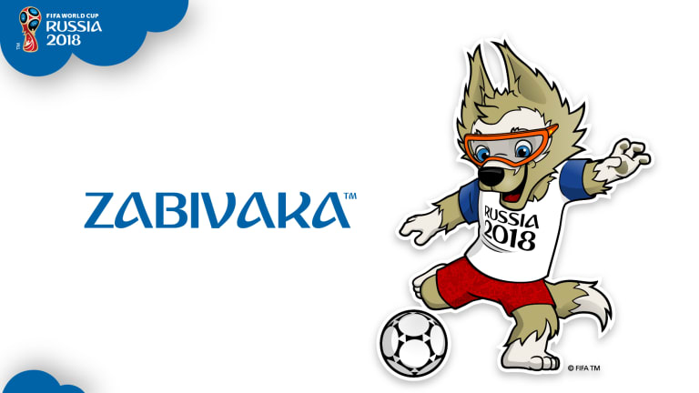 guida stadi mondiali russia 2018 mascotte