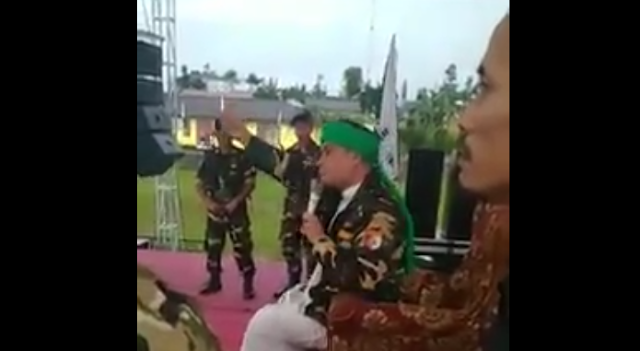 Heboh Video Banser Wonosobo Ancam Habisi Habib Rizieq, HTI dan FPI, Apa Ini Bukan Ujaran Kebencian?