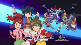 Danball Senki – Todos os Episódios