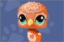 LPS Kiwi Bird Figures