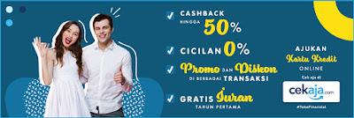 Ajukan Kartu Kredit BRI Lebih Mudah Melalui Cekaja.com