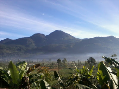Gunung Rogojembangan