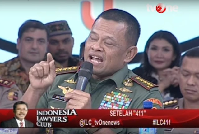 Jenderal Gatot didukung jadi presiden