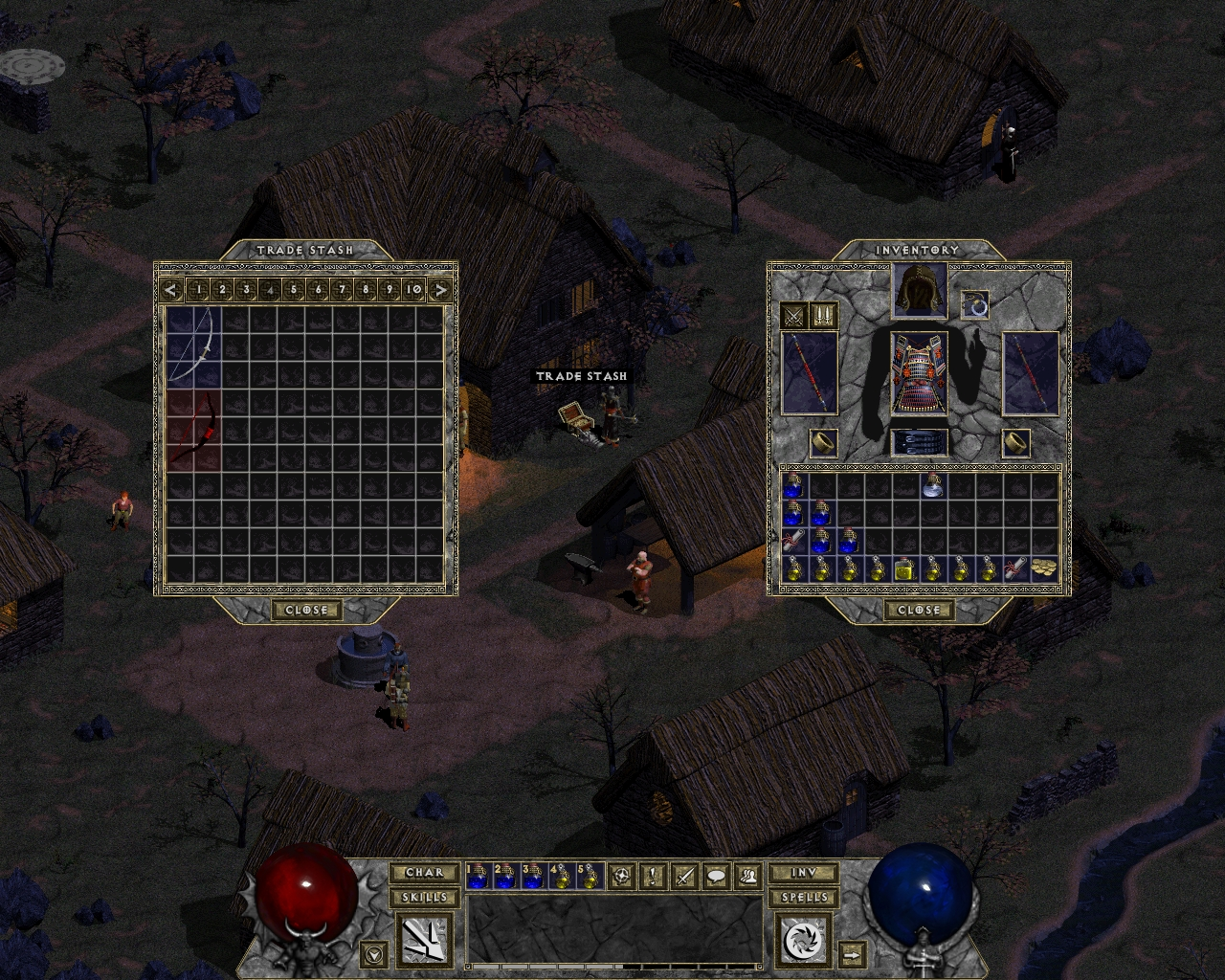 Insert Clever Name Here: Diablo 1 HD Mod: Belzebub