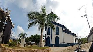 Igreja Matriz de Bom Jesus do Amparo.