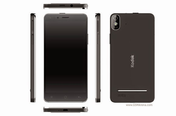 Smartphone Android Pertama Kodak IM5