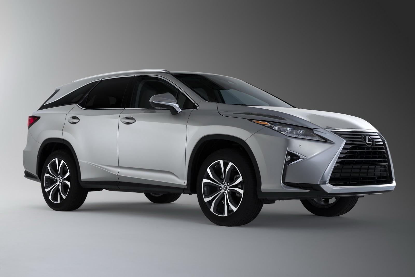 2019-Lexus-RXL-1