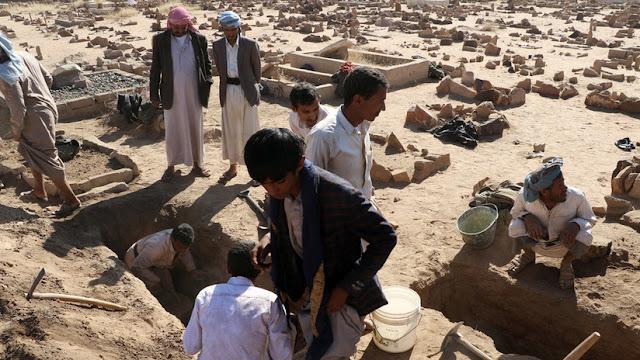 Arabia Saudita destruye con bombas británicas la ayuda humanitaria del Reino Unido en Yemen