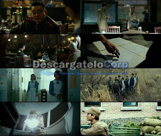 Operación Oculta (2016) DVDRip Español Latino