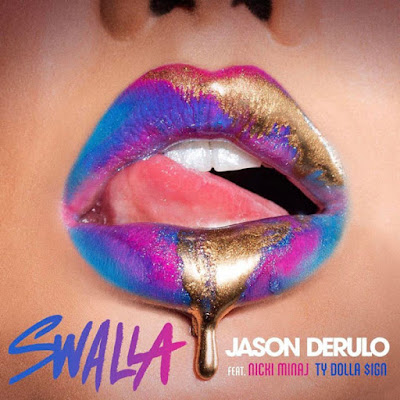 Jason Derulo Drops New Single 'Swalla' feat. Nicki Minaj & Ty Dolla $ign