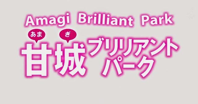 Amagi Brilliant Park BD Episode 1 – 14 Subtitle Indonesia [Batch]