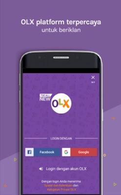 aplikasi jual beli online terpercaya di android OLX