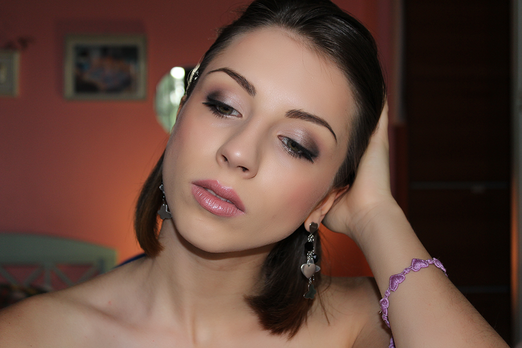 Top Make-up Invitata Cerimonia HL53